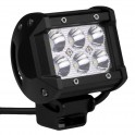 27w. LED Work lights Flood แบบกลม