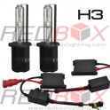 Xenon H3 with Slim Ballast 35w