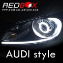 LED Tear Light / Audi Style